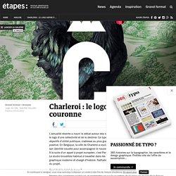 Charleroi : le logo aspire à la couronne