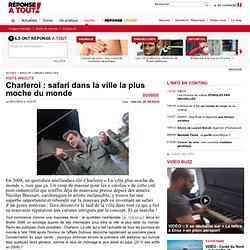 Charleroi : safari dans la ville la plus moche du monde