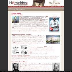 Charles Darwin - Biographie - Dossiers