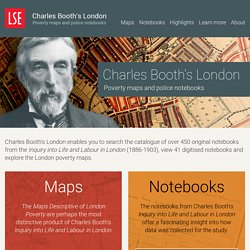 Charles Booth's London