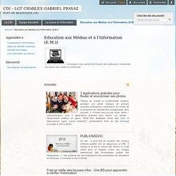 Education aux Médias et à l'Information (E.M.I)