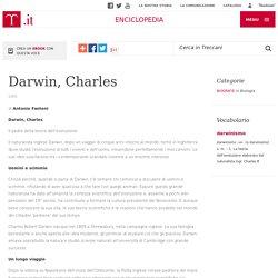 "Darwin, Charles in ""Enciclopedia dei ragazzi"""