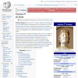 Charles Ier de Sicile