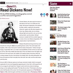 Charles Dickens turns 200: Why his social insights still resonate today