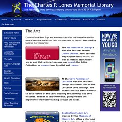 The Charles P. Jones Memorial Library