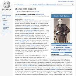 Charles Kolb-Bernard