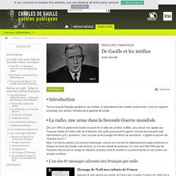 Charles de Gaulle - Paroles Publiques