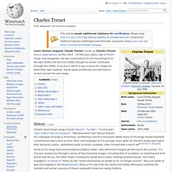Charles Trenet - Wikipedia