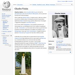 Charles Voisin