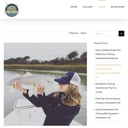 Make Your Fishing Trip Memorable With Charleston Inshore Fishing Experts