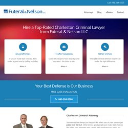 Criminal Defense Attorney Charleston SC