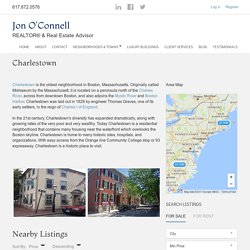 Charlestown, MA Real Estate Agent Broker, Advisor & Realtor