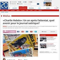 «Charlie Hebdo»: Un an après l'attentat, quel avenir pour le journal satirique?