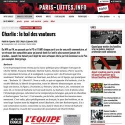 Charlie : le bal des vautours