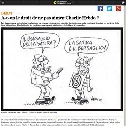 A-t-on le droit de ne pas aimer Charlie Hebdo