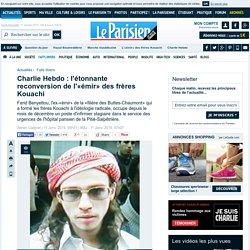 Charlie Hebdo : l'étonnante reconversion de l'«émir» des frères Kouachi