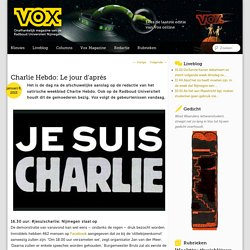 Charlie Hebdo: Le jour d'après