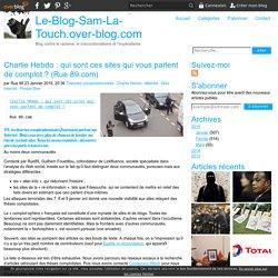 Charlie Hebdo : qui sont ces sites qui vous parlent de complot ? (Rue 89.com)