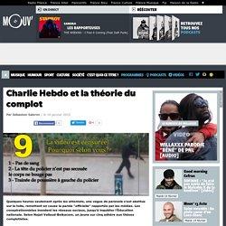 Charlie Hebdo et la théorie du complot (2015)
