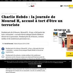Charlie Hebdo: la journée de Mourad H, accusé à tort d'être un terroriste