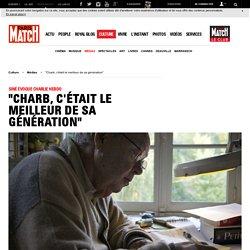 """Siné évoque Charlie Hebdo - """"Charb, c'était le meilleur de sa génération"""""""