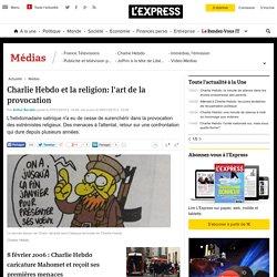 Charlie Hebdo et la religion: l'art de la provocation