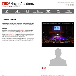 TEDxHagueAcademy