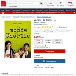 Le monde de Charlie - 252 p. - 5,90 €