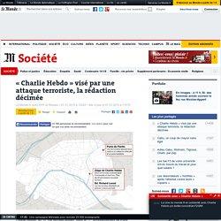 « Charlie Hebdo » visé par une attaque terroriste, deuil national décrété