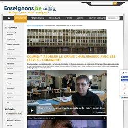 Comment aborder le drame Charlie-Hebdo avec ses élèves ? Documents