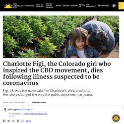 Charlotte Figi, the Colorado girl who inspired the CBD movement, dies following illness suspected to be coronavirus – The Colorado Sun