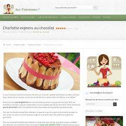 Charlotte express au chocolat