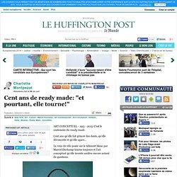 """Charlotte Montpezat: Cent ans de ready made: """"et pourtant, elle tourne!"""""""