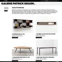 Charlotte Perriand - Inventaire - Galerie Patrick Seguin