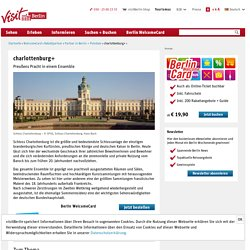 charlottenburg+ - visitBerlin.de