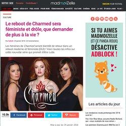 Charmed, le reboot sera féministe (toutes les infos) — madmoiZelle.com