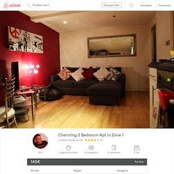 Charming 2 Bedroom Apt in Zone 1 - Appartements à louer à Londres