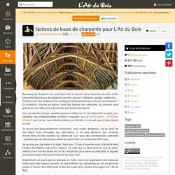 Notions de base de charpente pour L'Air du Bois par sylvainlefrancomtois sur L'Air du Bois