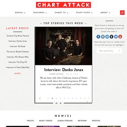 CHARTattack | Indie and Alternative Music