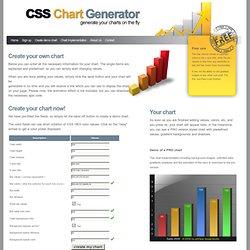 CSS Chart Generator