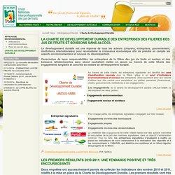 Charte de Développement Durable - Unijus