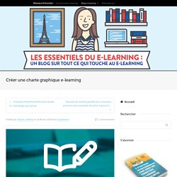 Créer une charte graphique e-learning