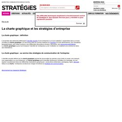 Charte graphique - Stratégies