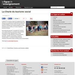 La Charte du tourisme social