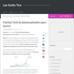 Charted. Outil de datavisualisation open source