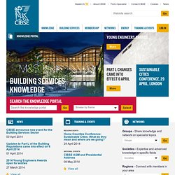 Chartered Institution of Building Services Engineers
