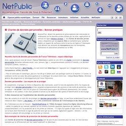 Chartes de données personnelles : Bonnes pratiques