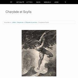 Charybde et Scylla (L'Odyssée)