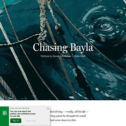 Chasing Bayla - Michael Moore's quest to save the right whale