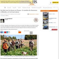 En finir avec la chasse en France : le nombre de chasseurs s'effondre, et c'est tant mieux
